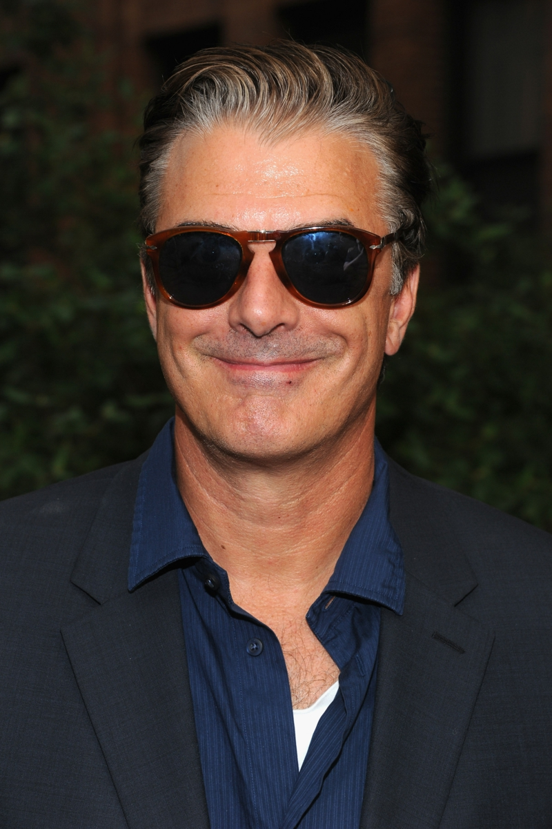 Chris Noth sexy acteur Hollywood-sterren
