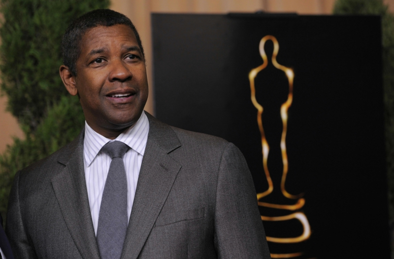 Denzel Washington's Prized 2013 sexy acteur Hollywood-sterren