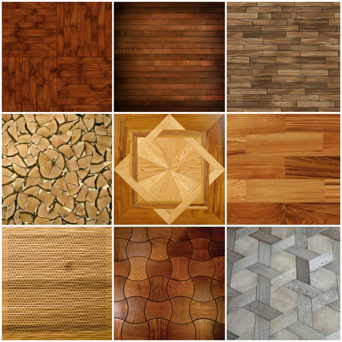 Wooden Tiles wood panels wood paneling wood look home decor decadent collage3