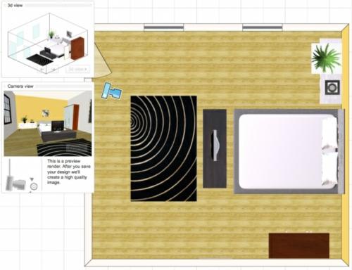 Online Interior Design Planner