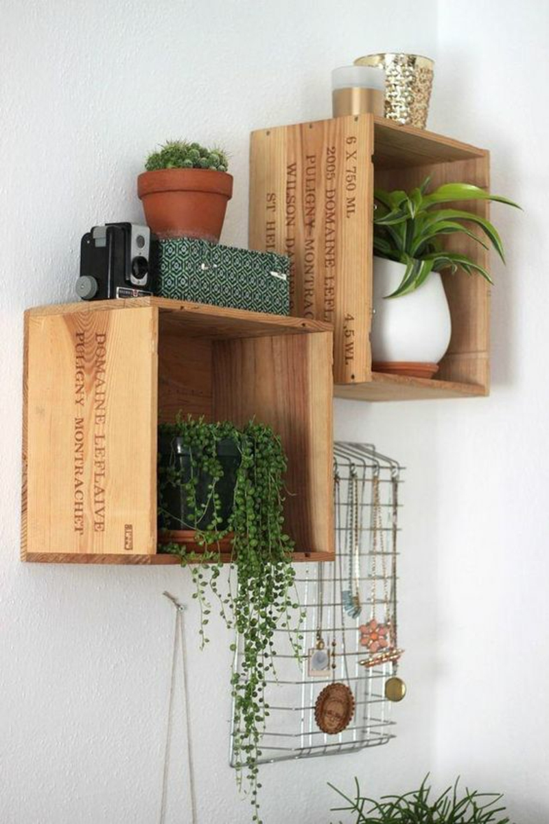 Wall shelf build yourself instructions wood shelf build rustic wall decor