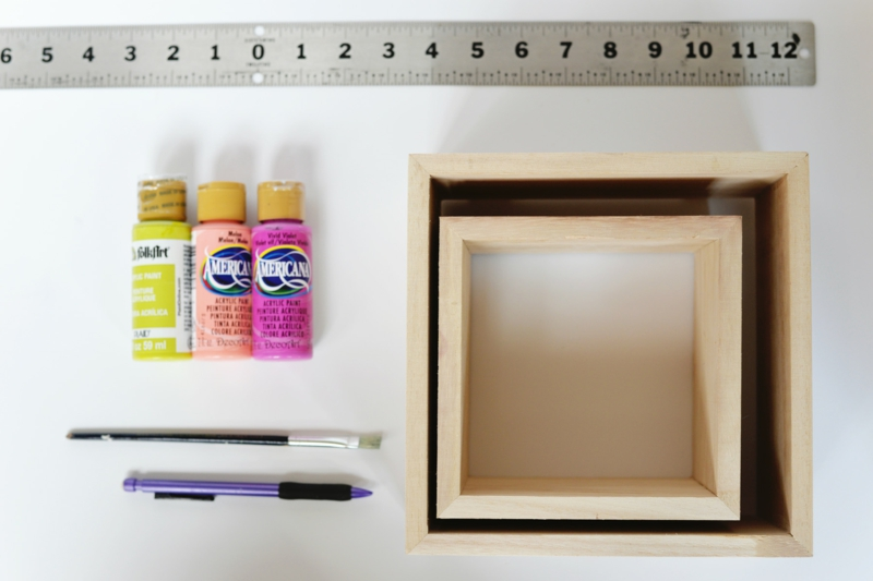 Wall shelf build yourself Materials DIY Shelf build