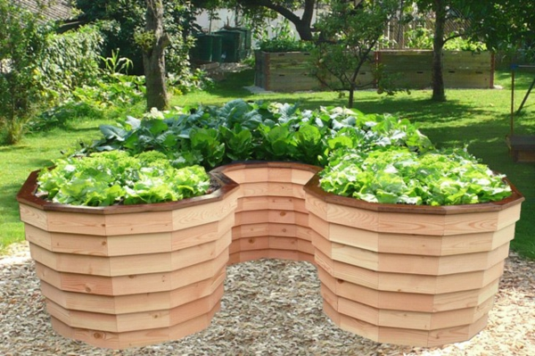 stima raised bed model comfort