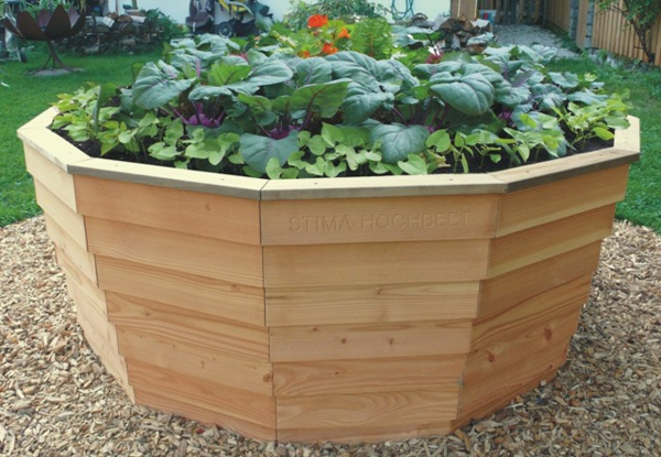 stima raised bed model classic