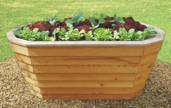 stima raised bed model oval