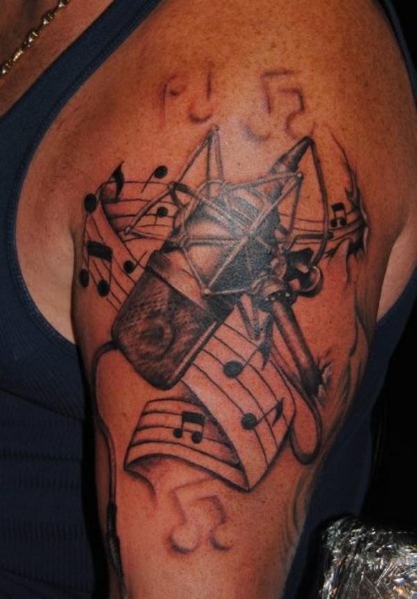 1001+ Upper Arm Tattoo Designs - Eksempler på et nytt utseende