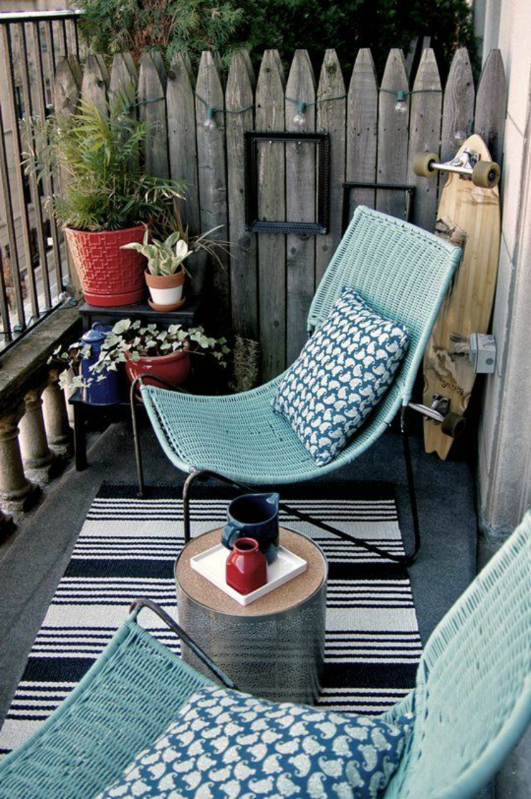 modern terrace design pictures the small balcony design furnishing examples