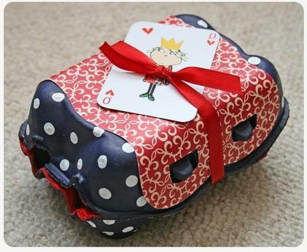Cadeaux De Noel Faits Maison Et Emballage D Origine