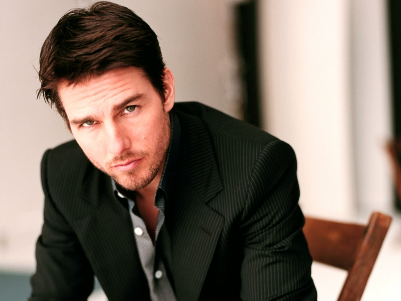 sexy acteur Hollywood-sterren Tom Cruise