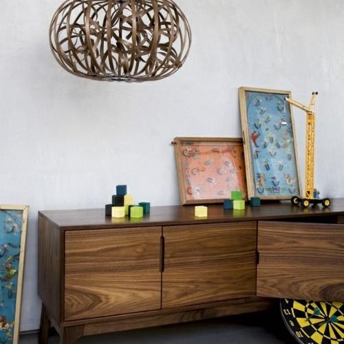 in legno conveniente idee di stoccaggio con scomparti