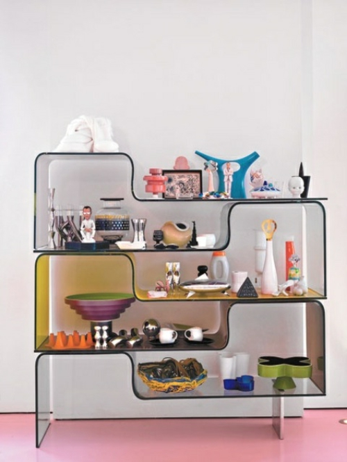 Idee bin Ideas Modern Glass Planter