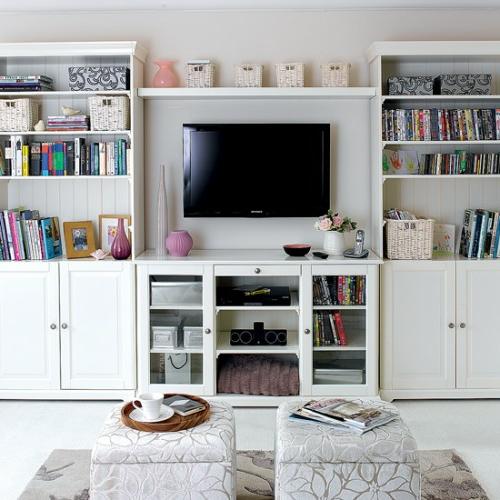 Idee di archiviazione System Symmetrical Cabinet System