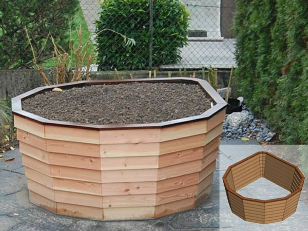 stima raised bed model canto