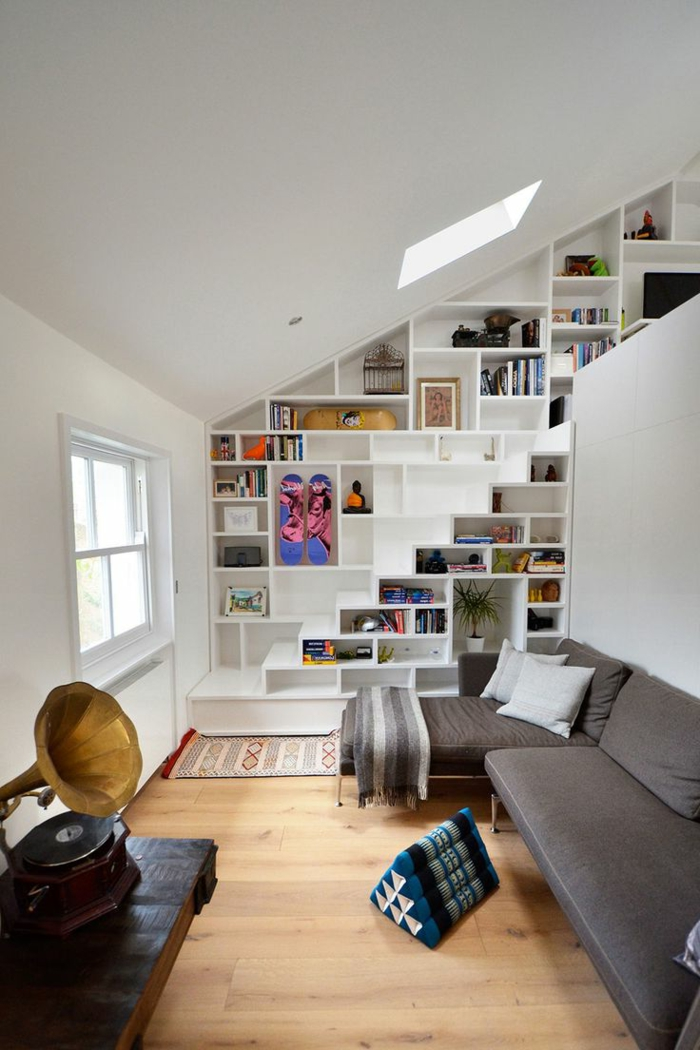 Cabinet Under Stairs And Other Solutions As They Provide More Storage Space