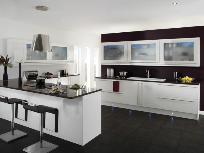 Choose Wall Color Kitchen 70 Ideas On How To Design A Homely Kitchen