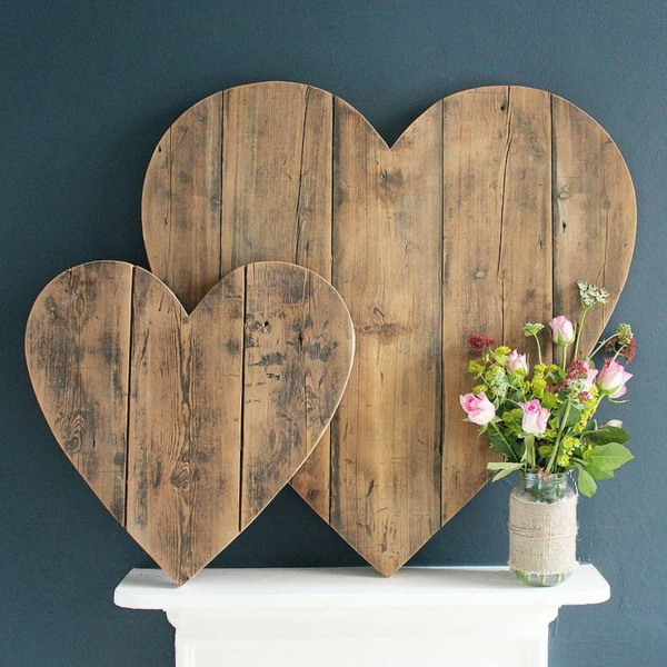 wall design with wood wall art DIY art lovingly