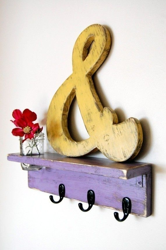 wall decoration wall art DIY art musical wall decor with wood