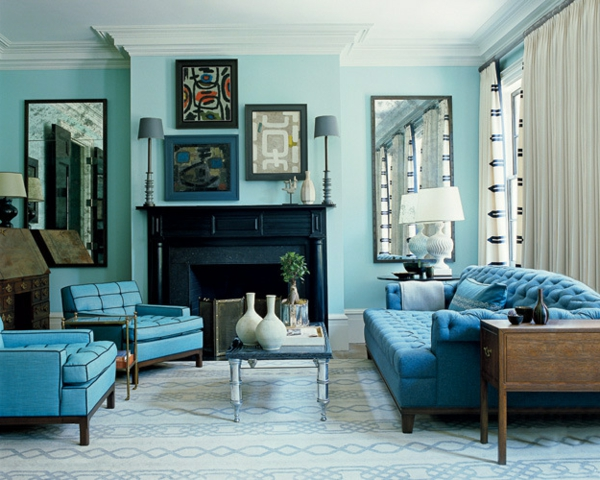 room color design sage green blue